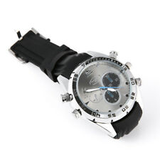 Spy Wrist DV Watch 16GB Video IR Night Vision 1080P Hidden Camera Hot Black