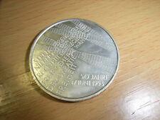 "BRD 10 Euro 2003 ""50 Jahre 17.Juni 1953 Demokratie"" Gedenkmünze A 925er SILBER"