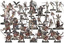 Warhammer Quest CURSED CITY VILLAINS  OBJECTIVES singoli città maledetta