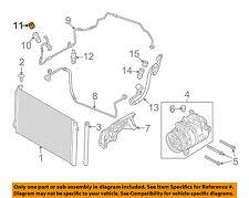 BMW OEM 07-16 X5 A/C AC Condenser/Compressor/Line-Pressure Hose Cap 64538387438