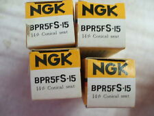 4 x candele NGK bpr5fs-15 3124 NUOVO