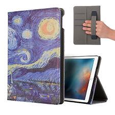 Schutztasche für Apple iPad 2017 9,7 Book Case Cover Hülle Schale Motiv Etui Bag