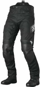Speed & Strength Insurgent Leather/Textile Pants Motorcycle Street Bike