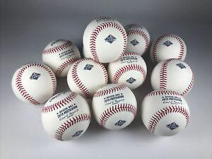 2019 Postseason One Dozen Official Major League Baseballs