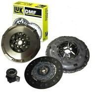 FOR ASTRA MERIVA COMBO 1.7 CDTI Z17DTH LUK DUAL MASS FLYWHEEL OE CLUTCH KIT