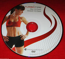 TURBO FIRE - Abs 10 + Stretch 10 - DVD
