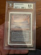 Magic the Gathering Revised Underground Sea Graded 8.5 BGS NM-MT (9.5 Surface)