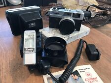 Canon QL17 Canonette 35mm Complete Plus Accessories