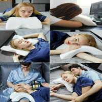 Orthopedic Pillow 6 in1 Slow Rebound Pressure Pillow Hand & Neck-Protection NEW