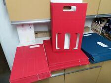 20 Weinpräsentkartons Überreichkartons Geschenkkartons NEU