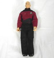 1994 Star Trek Captain Jean-Luc Picard Plastic Action Figure