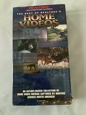Realtree The Best of Realtrees Home Videos Vhs 1999 60 Minutes Free Shipping