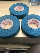 cloth hockey tape Teal 3 Rolls 1� By 27yards