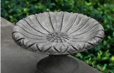 International Lotus Birdbath