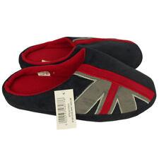 Mens Union Jack SLIPPER Classic Novelty Mule Mules Slippers UK 10
