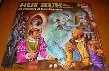 LP Hörspiel Hui Buh in neuen Abenteuern Europa - Platte mint