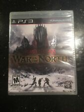 Lord of the Rings: War in the North  New Factory Sealed Sony PlayStation 3