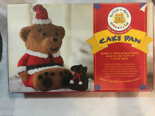 BUILD-A-BEAR 3D TEDDY CAKE PAN WILLIAMS-SONOMA NORDICWARE in BOX