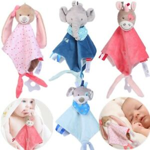 Baby Comforter Toy Plush Bunny Baby Toys 0 12 Months Soft Stuffed Animals-