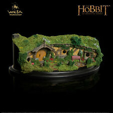 Weta The Hobbit: Hobbit Holes #23 The Great Garden Smial Diorama Statue New