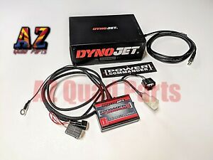 15-20 Dynojet Power Commander V 5 Yamaha Raptor 700 ECU Flash Fuel Tuner Rev CDI