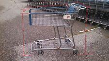 5-Used Woodman's Shopping Carts