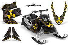 Snowmobile Graphics Kit Sled Decal Wrap For Ski Doo Rev XP Summit 08-12 MTDN Y K