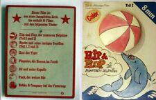 Film 8mm ds Son Emballage Flip-Flap le dauphin (Film Animalier) An.1960 partie 2
