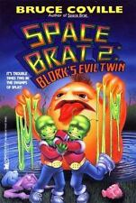 Blork's Evil Twin (Space Brat 2)-ExLibrary