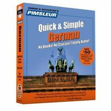 Quick and Simple: German No. 1 : Learn to Speak and Understand German with...
