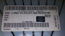 10x  VISHAY  WSR-2-0.04-1% , POWER RESISTOR 0.04OHM 40mR 2WATT , Current Sens.