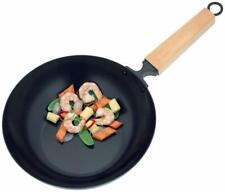 Judge Non-Stick Stir Fry Cooking Wok 25cm Black JA02