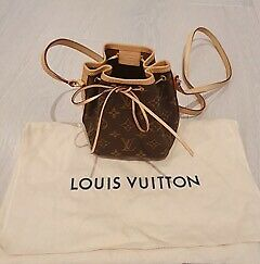 Louis Vuitton Nano Noe Monogram  Bag