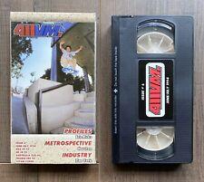 Vintage 411 Video magazine - Issue #6 - Original June 1994 Skateboard Vhs & Box