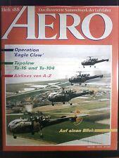 AERO  Heft 188   Das illustrierte Sammelwerk der Luftfahrt   in Schutzhülle