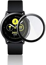 Film Vitre Verre Trempé 3D Courbé Samsung Galaxy Watch Active 1  2 40mm 44 mm