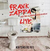 FRANK ZAPPA and CAPTAIN BEEFHEART - LIVE NEW YEARS EVE 1973 [CD]
