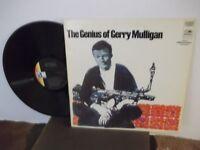 "Gerry Mulligan,World Pacific Jazz,""The Genius of Gerry Mulligan""US,LP,stereo,M-"