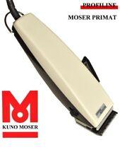 Moser Primat Professional Titanium Hair Clipper White  GENUINE NEW