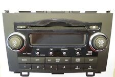 Original autoradio honda cr-v CD Radio 39100-swa-g102, 39100 Swag 102, 39100