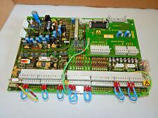 Alstom Drives and Controls Gds1004-4002 Sigma Customer I/O Panel, Alspa, Cegelec