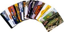 50 TESSERE IN PVC BADGES FIDELITY CARD PVC PERSONALIZZATE STAMPA FRONTE RETRO