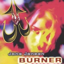 JENSEN, JANE - Burner - CD