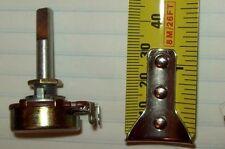 NOS Potentiometer, 25K Linear (B) 22mm shaft length 23mm body Dia.