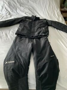KLIM Keweenaw Jacket and Bibs - Size Large Regular Snowmobile Jacket GORE-TEX