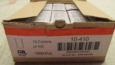 1000 New 18-10awg Steel Crimp Connector Part No 10-410, by Gardner Bender (I2)