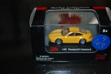 Lot 9-103 * High Speed Model Collection Scale 1:87 #100 * Porsche 911 Carrera S