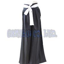 Pantalones De Anime Bleach Japonesa kendo Kurosaki Ichigo Kimono Pantalones Cosplay Disfraz