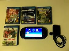 SONY PLAY STATION PCH-1004 USED + EXTRA 4 GAMES