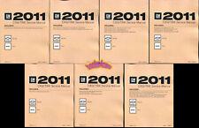 2011 SILVERADO SIERRA SHOP MANUAL CHEVROLET GMC SERVICE REPAIR MANUAL DENALI C/K